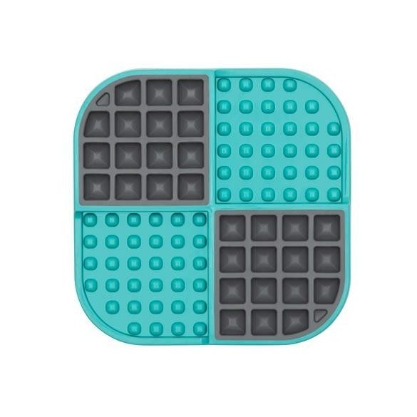 LickiMat® Slomo™ Kék
