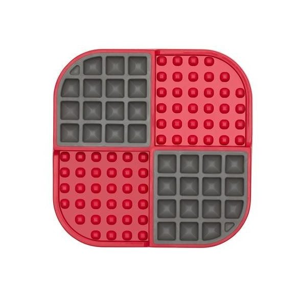 LickiMat® Slomo™ Piros