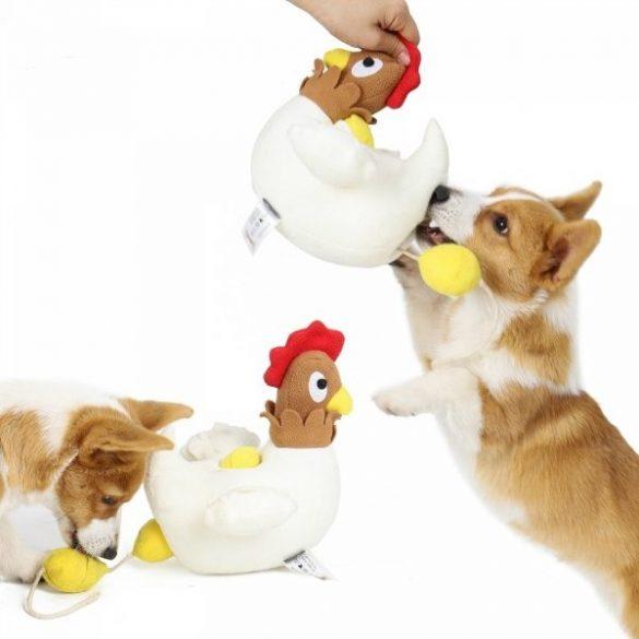 Doglemi Csirke szimatjáték