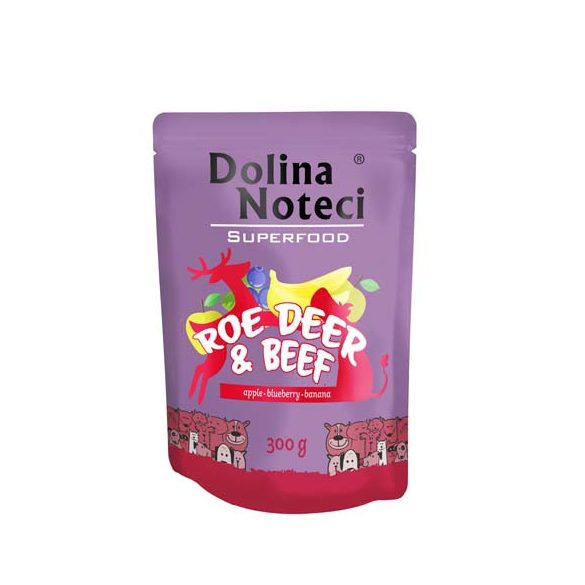 Dolina Noteci Superfood - Őz és marhahús