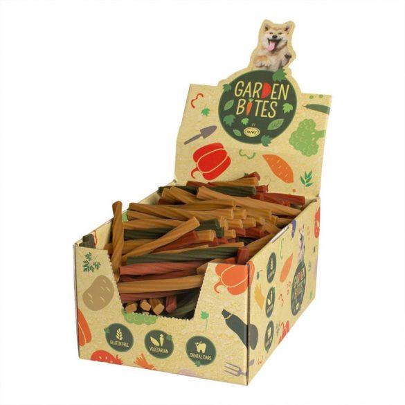 DUVO+ Garden Bites Dental Twisters fogtisztító - S