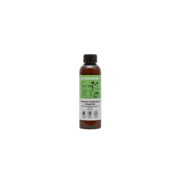 Greenman  Természetes élőflórás probiotikum, 250ml