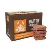 MUSH BROWN Marha-Bárány-Lazac menü, 10kg