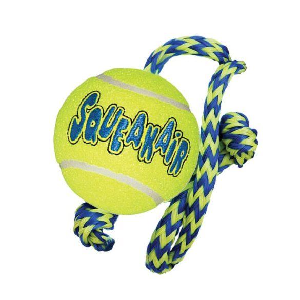 KONG Airdog eldobható teniszlabda kötéllel