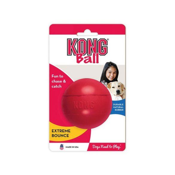 KONG Ball piros labda