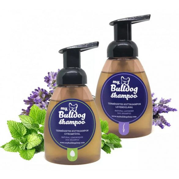 My Bulldog Shampoo – gyógynövényes kutyasampon