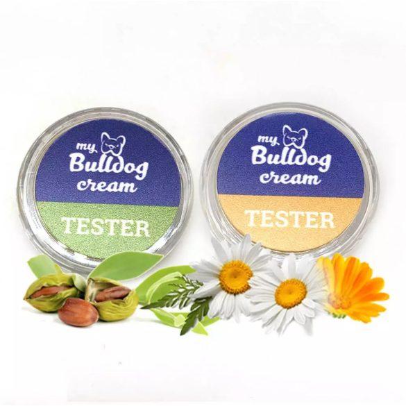 My Bulldog Cream - My Bulldog Cream – orr- és mancsápoló krém teszter
