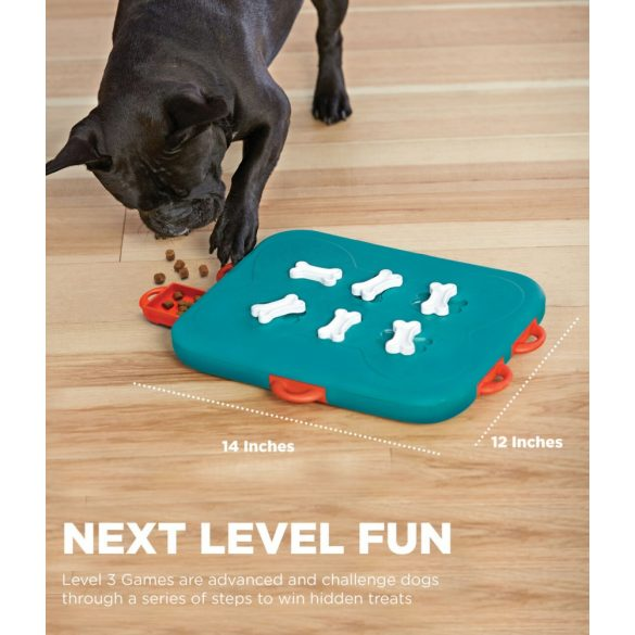 Nina Ottosson Dog Casino fejtörő kutyajáték