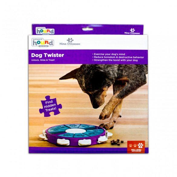 Nina Ottosson Dog Twister fejtörő kutyajáték