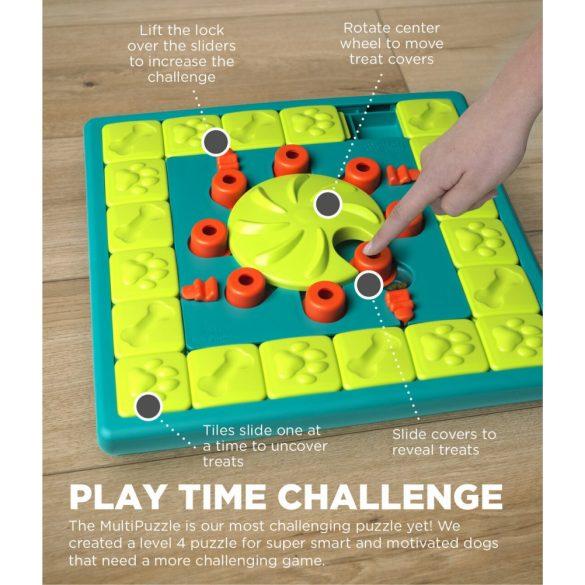 Nina Ottosson MultiPuzzle fejtörő kutyajáték