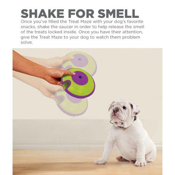 Nina Ottosson Dog Treat Maze fejtörő kutyajáték
