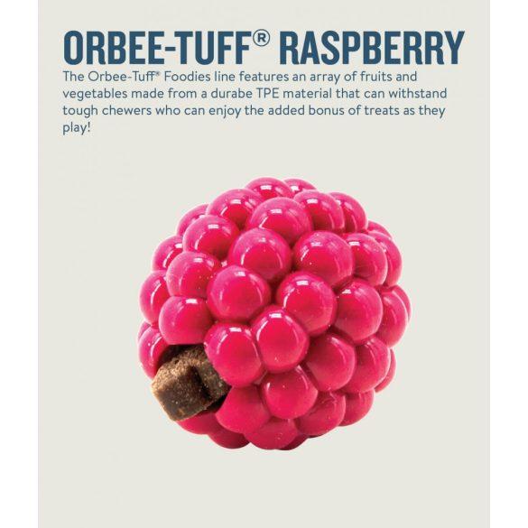 Orbee-Tuff Foodies Málna tölthető játék - Mini