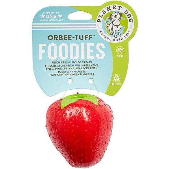 Orbee-Tuff Foodies Eper tölthető játék - Közepes