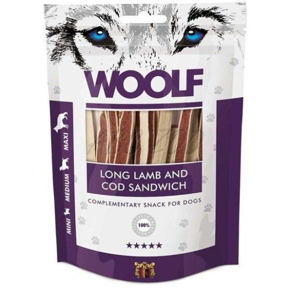Woolf Bárány-Tőkehal szendvics
