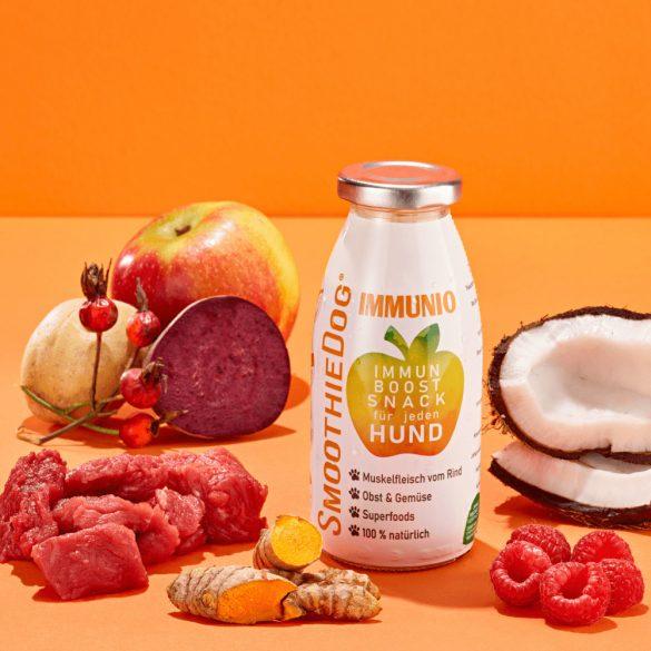 SmoothieDog Immunerősítő (marha) smoothie
