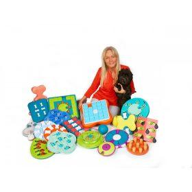 Nina Ottosson fejtörők